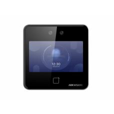 Терминал Hikvision DS-K1T642E с функцией распознавания лиц с более высокой точностью