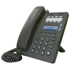 Телефонный аппарат для проводных сетей связи  Escene ES206-PN