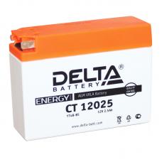 Аккумуляторная батарея Delta CT 12025 (12V / 2.5Ah)