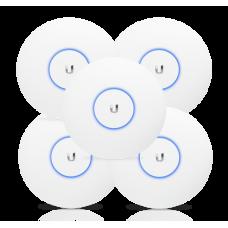 Комплект точек доступа Ubiquiti UniFi AC LR AP 5-pack (UAP-AC-LR-5)