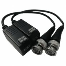 Пассивный одноканальный передатчик по витой паре HiWatch DS-1H18S/E для ТVI камер
