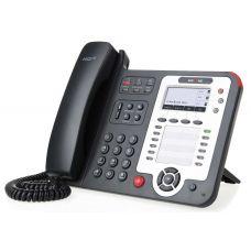 Телефонный аппарат для проводных сетей связи  Escene GS330-PEN Gigabit IP Phone