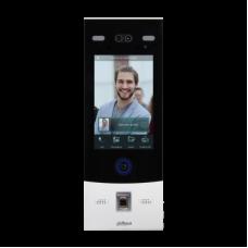 Цифровая вызывная панель Dahua DH-VTO7541G с функцией распознавания лиц (с монтажной коробкой)