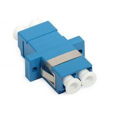 Оптический адаптер (розетка) LC/UPC  duplex
