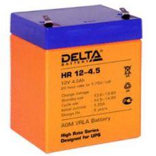 Аккумуляторная батарея Delta HR 12-4.5 (12V / 4.5Ah)