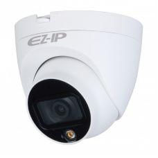HDCVI видеокамера Dahua EZ-HAC-T6B20P-LED-0280B, 2Мп, 2,8м
