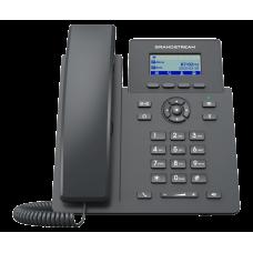 Телефон IP Grandstream GRP2601P (PoE, без БП) 2 SIP аккаунта, 2 линии, без подсветки экрана