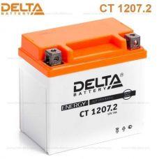 Аккумуляторная батарея Delta CT 1207.2 (12V / 7Ah)