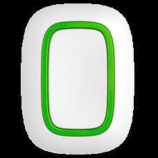 Беспроводная тревожная кнопка Ajax Button (белая)