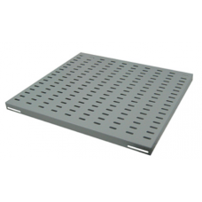 Полка стационарная перфорированная МиК до 75 кг. гл. 900 mm