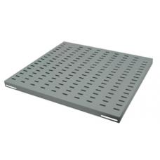 Полка стационарная перфорированная МиК до 200 кг. гл. 800 mm