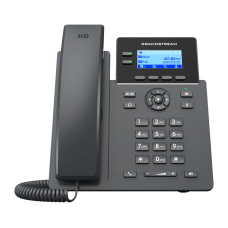 Телефон IP Grandstream GRP2602P (PoE, без БП) 4 SIP аккаунта, 2 линии, подсветка экрана