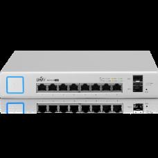 Коммутатор Ubiquiti UniFi Switch 8-150W (US-8-150W)