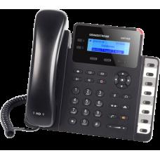 Grandstream GXP1628 - IP телефон. 2 SIP аккаунта, 2 линии, подсветка экрана, PoE, 1GbE, 8 BLF