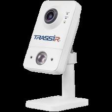 IP-камера Trassir TR-D7111IR1W, 1,3Мп, 2,8мм