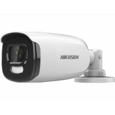 HD-TVI видеокамера Hikvision DS-2CE12HFT-F28 (2.8mm) ColorVu, 5Мп, LED 20м, IP67