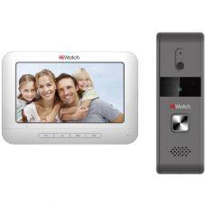 Комплект аналогового видеодомофона HiWatchDS-D100K