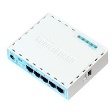 Маршрутизатор MikroTik hEX(RB750Gr3), 5x1Gb