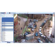 Лицензия для видеонаблюдения Детектор движения SIMT