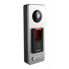 Терминал Hikvision DS-K1T501SF доступа со встроенными считывателями карт Mifare и 2 Мп камерой
