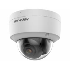 IP-камера Hikvision DS-2CD2147G2-SU, 4Мп, 2.8мм, ColorVu и AcuSense
