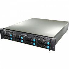 Сетевой видеорегистратор QuattroStation Pro на TRASSIR OS 128-IPканалов