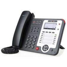 Телефонный аппарат для проводных сетей связи  Escene ES320-PN