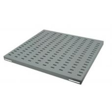 Полка стационарная перфорированная МиК до 75 кг. гл. 600 mm