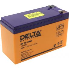 Аккумуляторная батарея Delta HR 12-34W (12V / 9Ah)