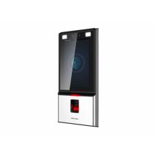 Терминал Hikvision DS-K1T606MF доступа с функцией распознавания лиц отпечатков пальцев и карт Mifare