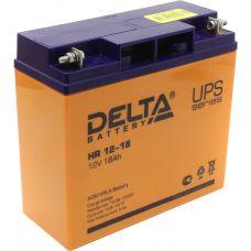 Аккумуляторная батарея Delta HRL 12-18 (12V / 17,8Ah)